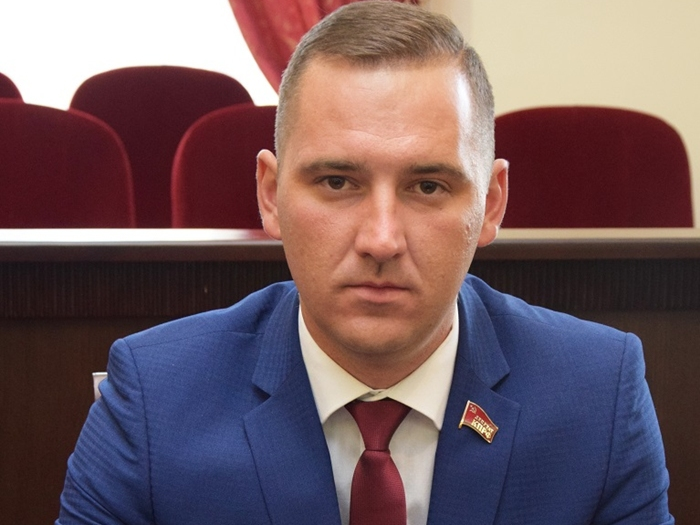 Депутат Владимир Калинин осуждён за административное правонарушение