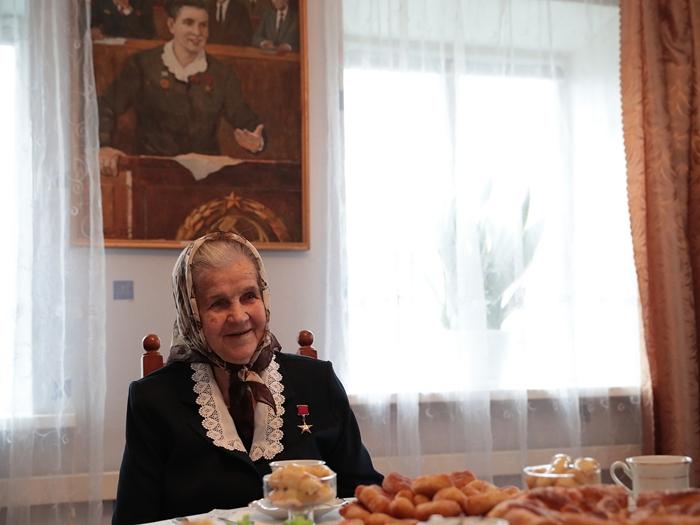 Нине Переверзевой исполнилось 90 лет ВИДЕО