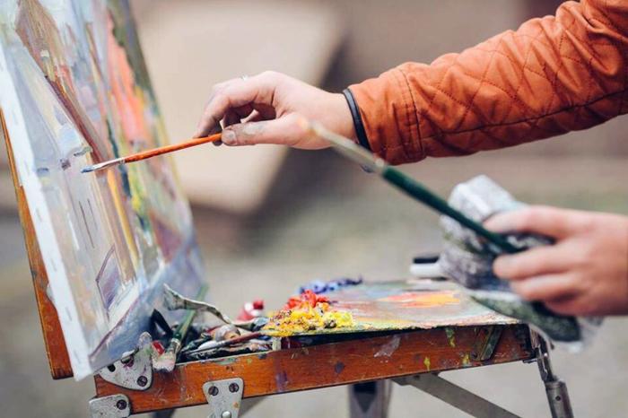 """Три юные художницы победили на международном творческом конкурсе """"Через искусство – к жизни!"""""""