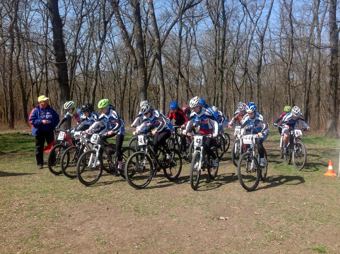 Открытие сезона по маунтинбайку наши велосипедистки ознаменовали победами