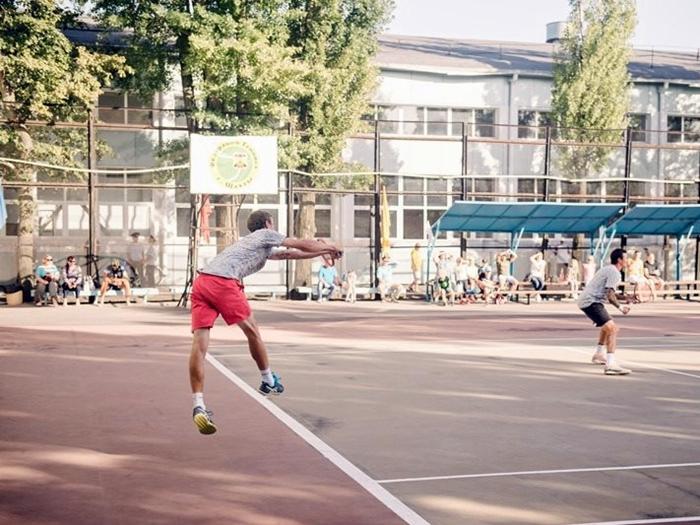 В мае в Шахтах начнётся ремонт теннисных кортов