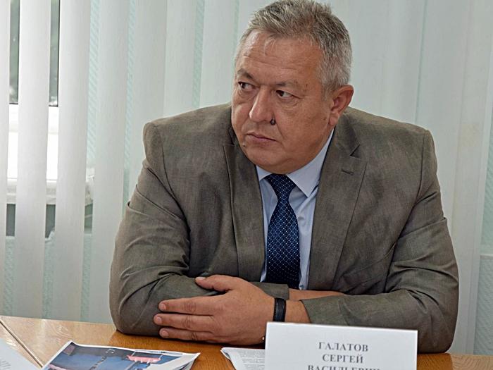 Дело Сергея Галатова передано в суд