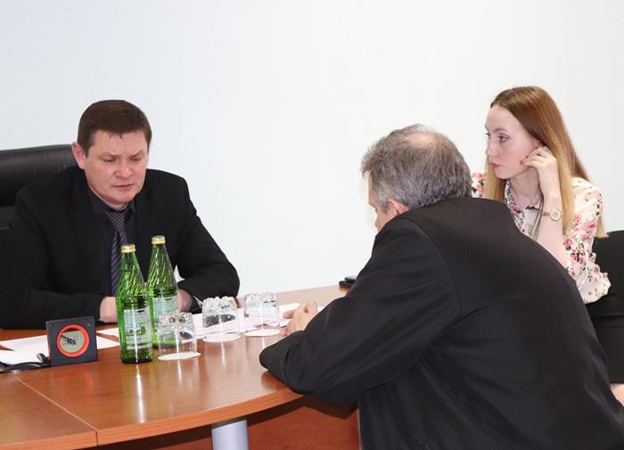 Город посетил председатель комитета по охране объектов культурного наследия