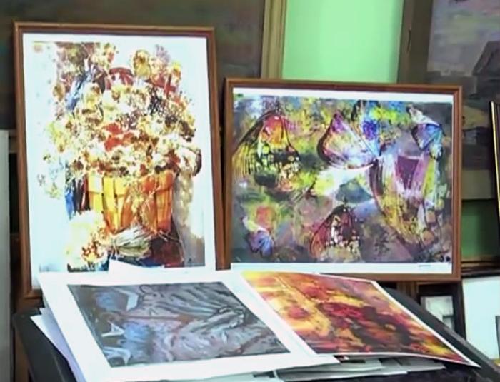 Открыта обновленная мини-галерея Владимира Дикого