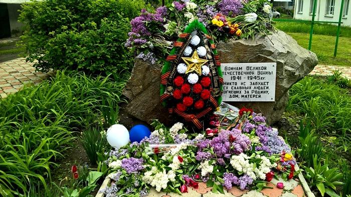 Таловчане отпраздновали День Победы