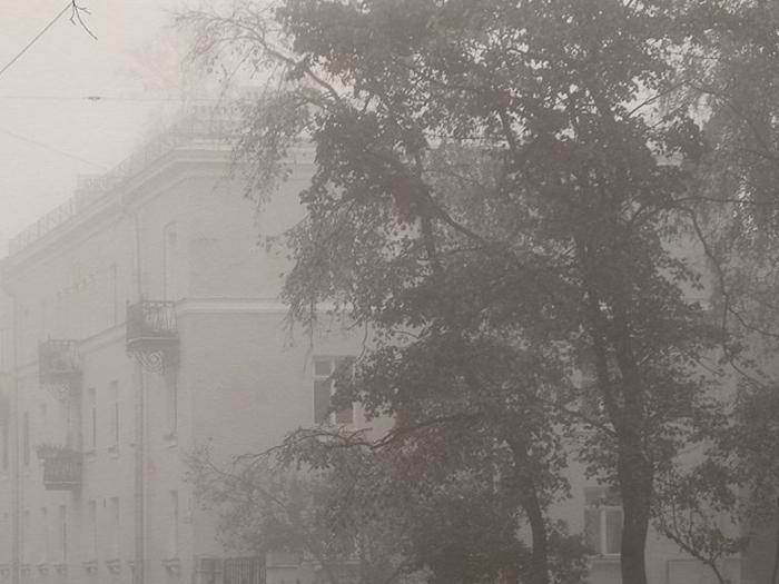 Сегодняшний утренний туман — к плохой погоде
