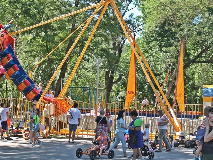 В Шахтах в День защиты детей устроили Праздник эколят